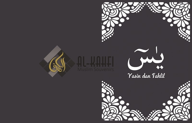 Surat Yasin Soft Cover Souvenir Tahlilan