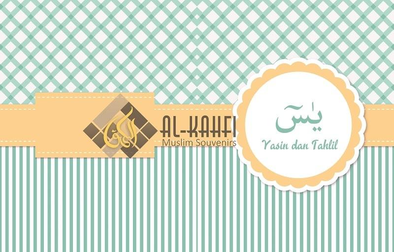 Buku Yasin Hard Cover Print Souvenir Tahlilan
